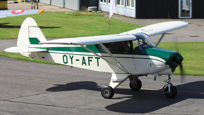 OY-AFT - Private Piper PA-22 Colt