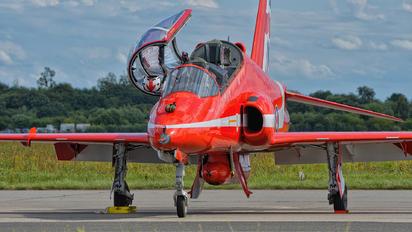 "XX325 - Royal Air Force ""Red Arrows"" British Aerospace Hawk T.1/ 1A"