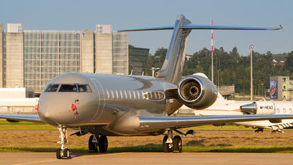 D-AAHB - MHS Aviation Bombardier BD-700 Global Express