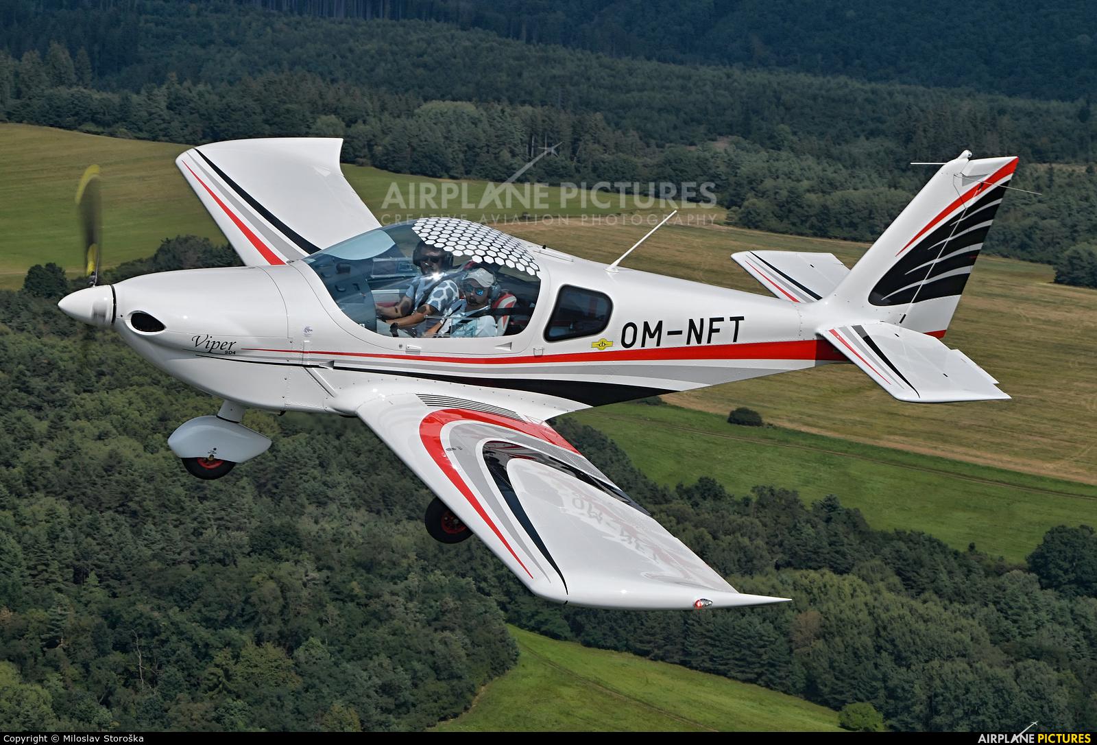 JetAge OM-NFT aircraft at In Flight - Slovakia