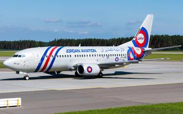 JY-JAD - Jordan Aviation Boeing 737-300