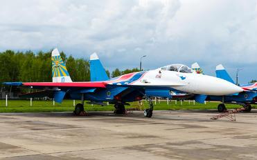 10 - Russia - Air Force Sukhoi Su-27P