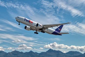 N897FD - FedEx Federal Express Boeing 777F