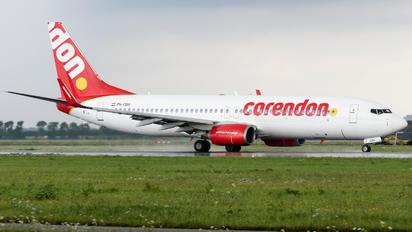 PH-CDH - Corendon Dutch Airlines Boeing 737-800