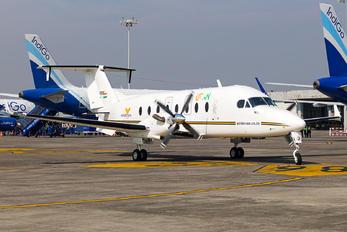 VT-DND - Air Deccan Beechcraft 1900D Airliner