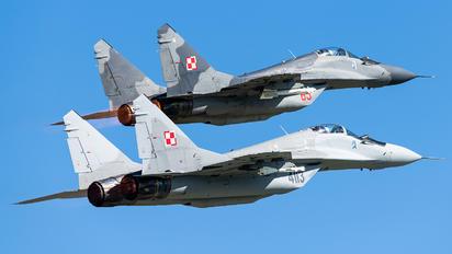 4113 - Poland - Air Force Mikoyan-Gurevich MiG-29G