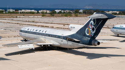 SX-CBA - Olympic Airlines Boeing 727-200