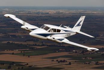 I-VEBA - Private Piper PA-30 Twin Comanche