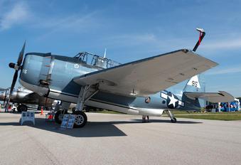 NL436GM - Private Grumman TBM-3 Avenger
