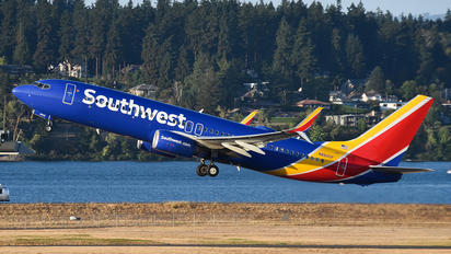 N8600F - Southwest Airlines Boeing 737-800