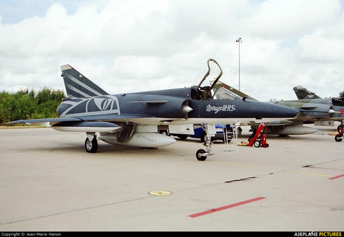 Switzerland - Air Force R-2110 aircraft at Florennes