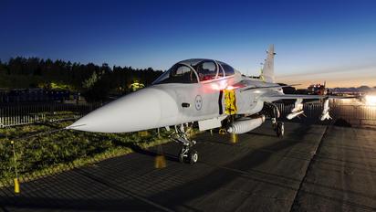 827 - Sweden - Air Force SAAB JAS 39A Gripen