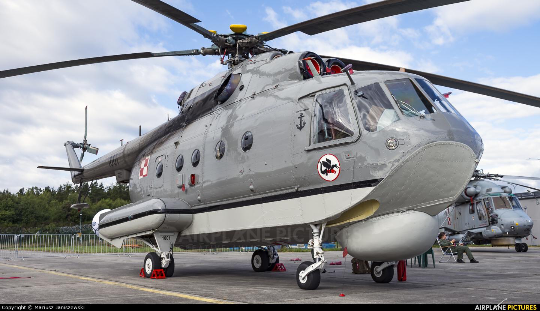 Poland - Navy 1001 aircraft at Gdynia- Babie Doły (Oksywie)