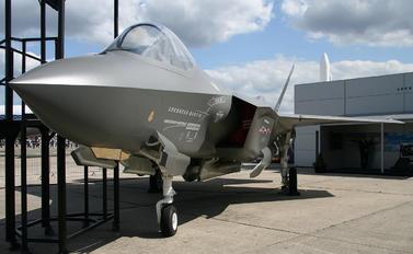 - - Lockheed Martin Lockheed Martin F-35A Lightning II