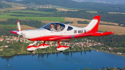 OK-WAR18 - Aeroklub Praha Letnany BRM Aero Bristell
