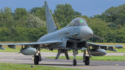31+16 - Germany - Air Force Eurofighter Typhoon S