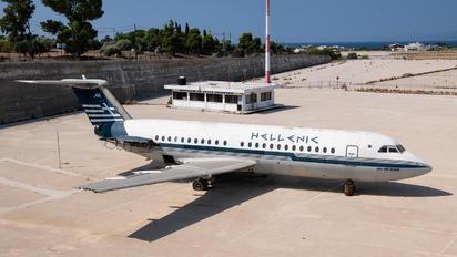 SX-BAR - Greece - Hellenic Civil Aviation Authority BAC 111