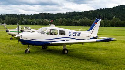 D-EFXF - Private Piper PA-28 Cadet