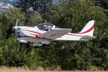 I-A884 - Private Evektor-Aerotechnik EV-97 Eurostar SL