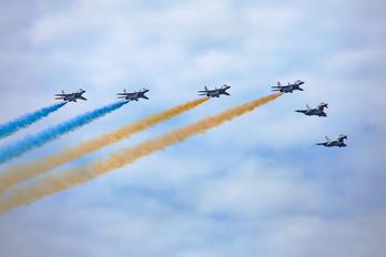 15 - Ukraine - Air Force Mikoyan-Gurevich MiG-29