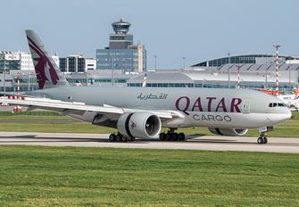 A7-BFU - Qatar Airways Cargo Boeing 777F