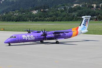 G-FLBE - Flybe de Havilland Canada DHC-8-400Q / Bombardier Q400