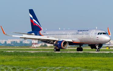 VP-BAD - Aeroflot Airbus A320