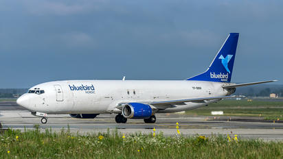 TF-BBM - Bluebird Nordic Boeing 737-400F