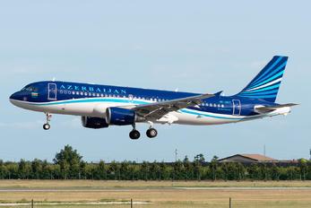 4K-IO7 - Azerbaijan Airlines Airbus A320 CJ