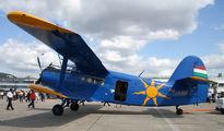 HA-ABD - Private Antonov An-2 aircraft