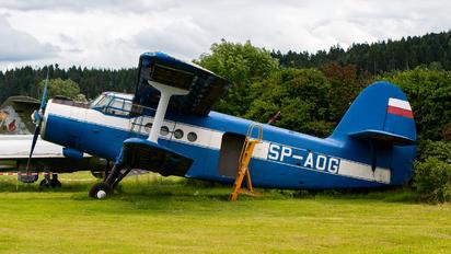 SP-AOG - Private PZL An-2