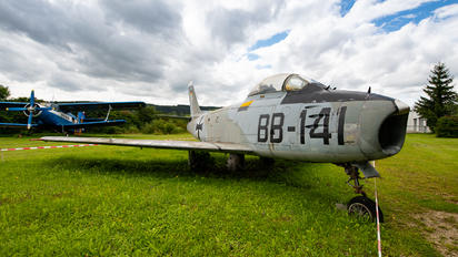 BB-141 - Germany - Air Force Canadair CL-13 Sabre (all marks)