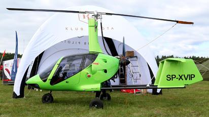 SP-XVIP - Private Aviation Artur Trendak Tercel