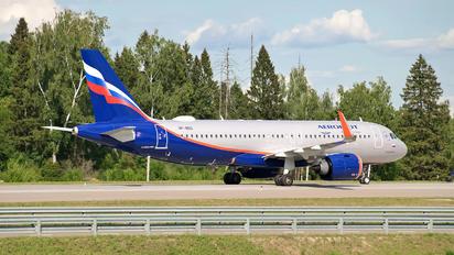 VP-BRG - Aeroflot Airbus A320 NEO