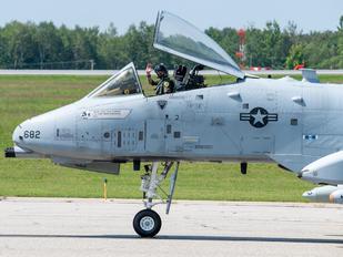 78-0682 - USA - Air Force Fairchild A-10 Thunderbolt II (all models)