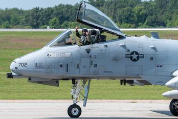 78-0702 - USA - Air Force Fairchild A-10 Thunderbolt II (all models)