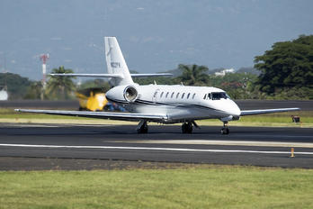 N122PH - Private Cessna 680 Sovereign
