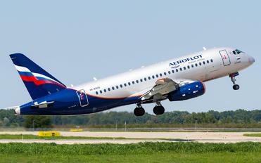 RA-89100 - Aeroflot Sukhoi Superjet 100