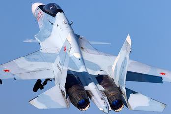 RF-81871 - Russia - Air Force Sukhoi Su-30SM
