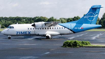 HB-ALN - Zimex Aviation ATR 42 (all models)