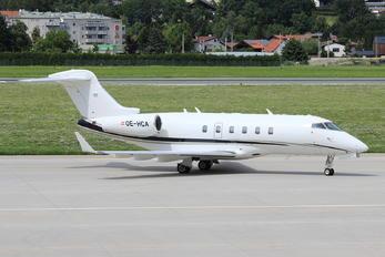 OE-HCA - AVAG Air Bombardier BD-100 Challenger 300 series