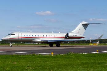 9H-VJS - Vistajet Bombardier BD-700 Global 6000