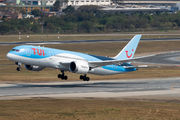TUI Airlines Boeing 787 visited Sao Paulo title=