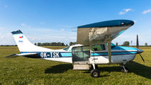 OK-TSK - Private Cessna 206 Stationair (all models) aircraft