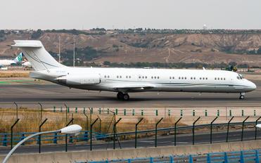 VP-CAA - Private Douglas DC-9