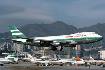 VR-HID - Cathay Pacific Boeing 747-200