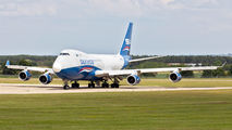 4K-SW800 - Silk Way West Airlines Boeing 747-400F, ERF aircraft
