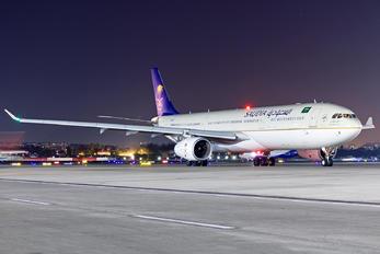 HZ-AQ11 - Saudi Arabian Airlines Airbus A330-300