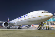 N2333U - United Airlines Boeing 777-300ER aircraft