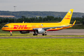 G-DHKR - DHL Cargo Boeing 757-200
